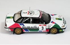 Subaru Legacy #3 Chatriot Tour de Corse 1991