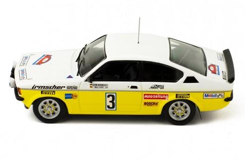 OPEL KADETT GT/E Gr. 1 #3 A.Warmbold - W.Pitz Hunsrück Rallye 1978