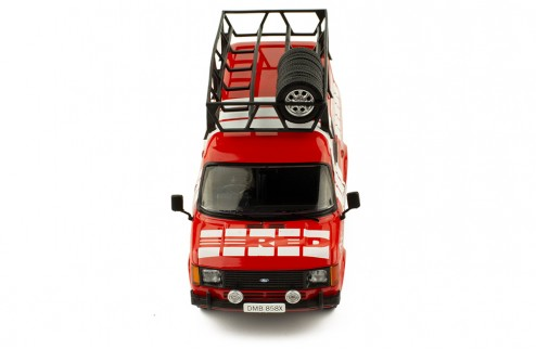 FORD Transit MKII 1985 R.E.D. Assistance