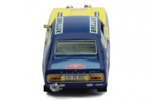 FORD Capri #2 Sachs Rallye Baltic 1972
