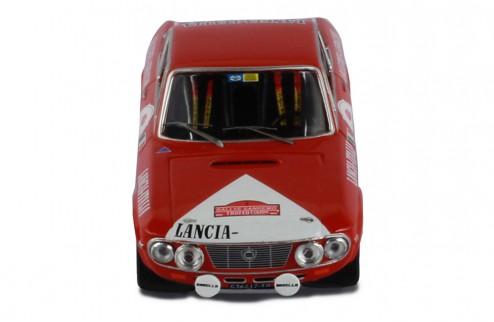 LANCIA Fulvia 1600 Coupe HF #2 A. Ballestrieri-A. Bernacchini Winner San Remo Rally 1972