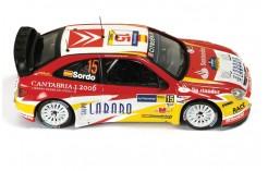 CITROEN XSARA WRC #15 D.Sordo-M.Martí  2nd Rally RACC Catalunya 2006