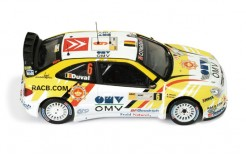 Citroen Xsara WRC #6 F. Duval-P. Pivato 2nd Rally Germany 2007
