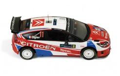 Citroen C4 WRC #11 S. Ogier - J. Ingrassia 6th Rally Ireland 2009