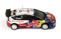 Citroen C4 WRC #1 S. Loeb - D. Elena Winner Winner Corona Mexico Rally 2010