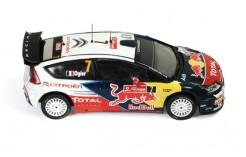 Citroen C4 WRC #7 S. Ogier - J. Ingrassia Winner Vodafone Rally Portugal 2010