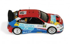 Citroen Xsara WRC #68 Y. Muller - G. Mondesir Rally de France 2010