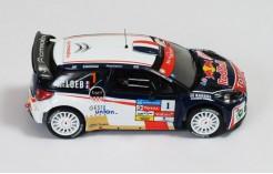 Citroen DS3 WRC #1 S. Loeb - S. Loeb Rallye Du Chablais 2013 (Winner)