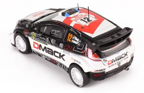 FORD FIESTA RS WRC #12 O.Tanak - R.Molder Rally Monte Carlo 2016