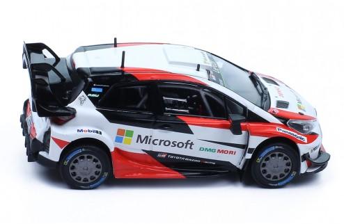 TOYOTA YARIS WRC -  Rally Sweden 2017
