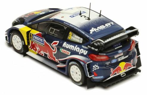 FORD Fiesta WRC #3 T. Suninen-M. Markulla Rally Finland 2018