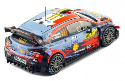 HYUNDAI i20 Coupe WRC #6 T. Neuville-N. Gilsoul Rallye Germany