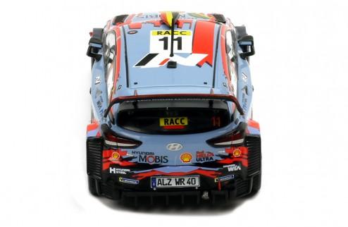 HYUNDAI i20 Coupe WRC #11 T. Neuville-N. Gilsoul Winner Rally Catalunya 2019