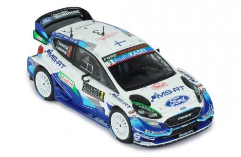 FORD Fiesta WRC - #3 T.Suninen -J.Lehtinen Rallye Monte-Carlo 2020