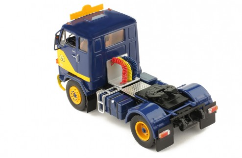 "VOLVO F88 1971 ""ASG Transport Spedition"" - Blue"