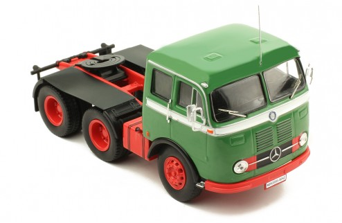 MERCEDES-BENZ LPS 333 1960 - Green