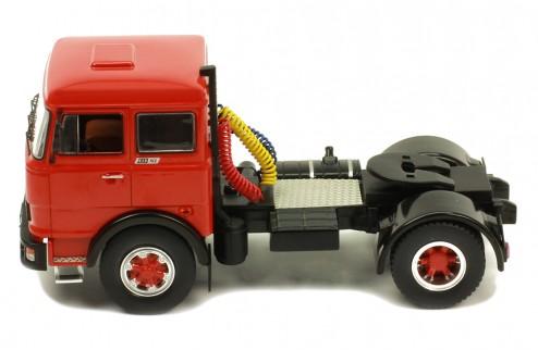 FIAT 619 N1 1980 Red