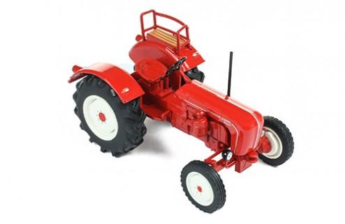 PORSCHE MASTER N 419 1962 Red