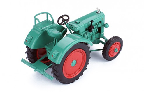 MAN ACKERDIESEL A 25 A 1956 Green and Red