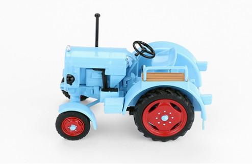 EICHER - ED25II TRACTOR 1951 - Light Blue Red