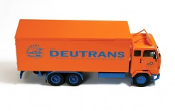 VOLVO F88 - DEUTRANS 1969