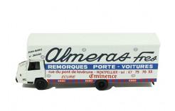 "BERLIET STRADAIR ""Team Almeras Eminence"" - 1979"