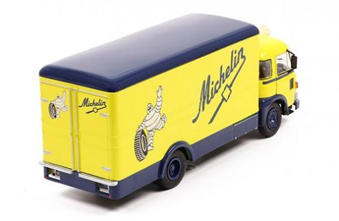 SAVIEM JM 21/240 Michelin 1970 - Yellow/blue