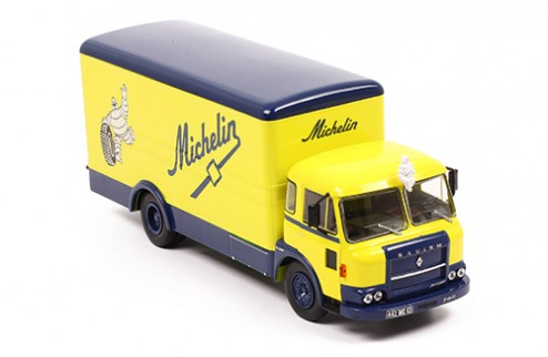 SAVIEM JM 21/240 Michelin 1970 - Yellow/blue
