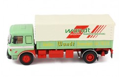 MAN BUSSING 1975 (WANDT TRANSPORT) NO TRAILER