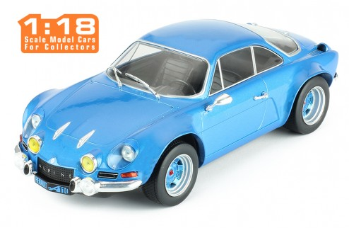 RENAULT ALPINE A 110 1973 BLUE