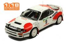 TOYOTA CELICA GT-FOUR ST185 #9 M.ALEN-I.KIVIMAKI RALLY PORTUGAL 1992