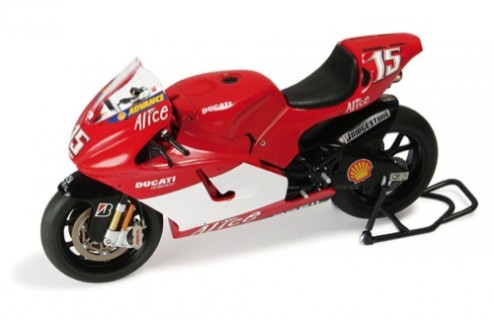 Ducati Desmosedici Presentation Version Moto GP 2006