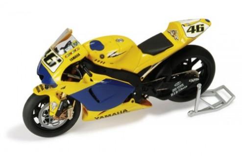 Yamaha YZR-M1 (Camel) V. Rossi Moto GP 2006