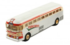 GMC PD-3751 TRAILWAYS 1949