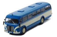ŠKODA 706 RO 1947 - Blue/White