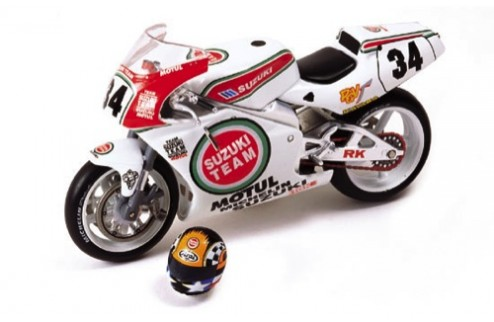 Suzuki RGV500 Kevin SchwanTZ World Champion 1993