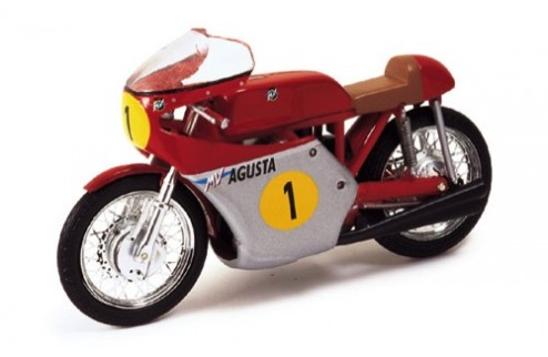 MV Agusta 500 3-Cylinder Giacomo Agostini World Champion 1967