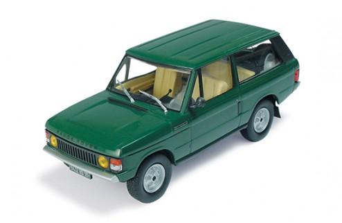 Range Rover 3.5 2-Doors 1970 Lincoln Green