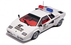 Lamborghini Countach 500s Pace Car Monaco GP 1982 (White)