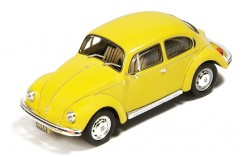 Volkswagen Beetle Mexico Bright Yellow
