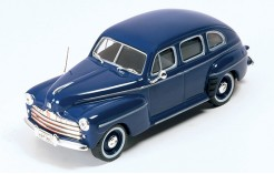 Ford Fordor Sedan 1947 Dark Blue
