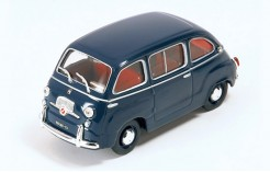 Fiat 600 Multipla 1958 Light Blue