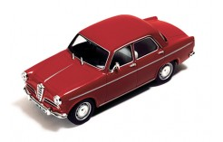 Alfa Romeo Giulietta Berlina 1956 Red