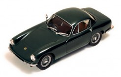 Lotus Elite 1962 British Racing Green