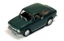 Fiat 850 Berlina Dark Green