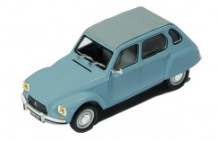 Citroen Dyane 6 Light Blue 1968