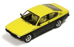 Opel Kadett C GT-E Yellow - Black 1977
