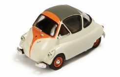 Iso Isetta 2-Tones White & Orange
