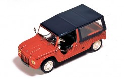 Citroen Mehari 1969 Red Hopi