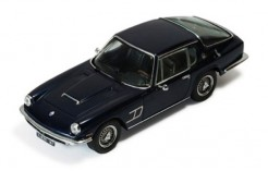Maserati Mistral Coupe Metal Blue 1963